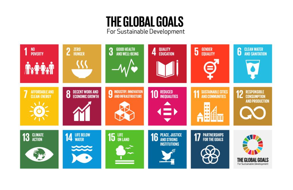 The Global Goals Grid Color